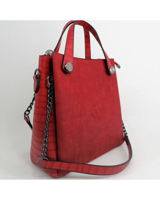 Women's Casual Bag -Red